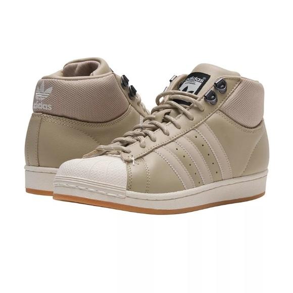 mieux aimé b82b3 74535 Adidas Originals Superstar Pro Model BT High 11 NWT